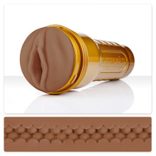 FLESHLIGHT MOCHA LADY STAMINA TRAINING UNIT (NET)