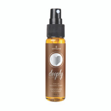 DEEPLY LOVE YOU CHOCOLATE COCONUT THROAT RELAXING SPARAY 1 OZ