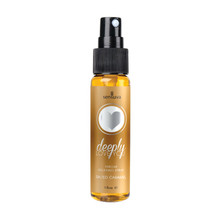 DEEPLY LOVE YOU SALTED CARAMEL THROAT RELAXING SPARAY 1 OZ