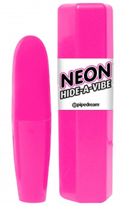 NEON HIDE A VIBE PINK