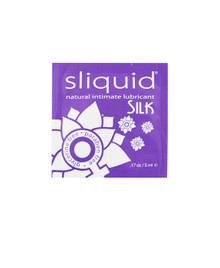 SLIQUID ORGANICS SILK PILLOW PACKS 200PC BULK