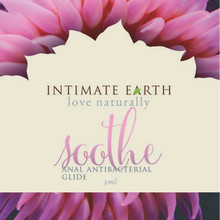 INTIMATE EARTH SOOTHE ANAL ANTI BACTERIAL GLIDE FOIL PACK (EACHES)