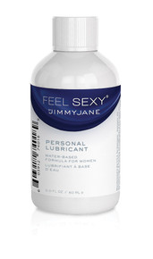 JIMMY JANE FEEL SEXY PERSONAL LUBRICANT WATERBASED 2 OZ