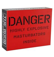 ZERO TOLERENCE THE BOMB MASTURBATOR 12PC DISPLAY