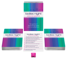 LADIES NIGHT PERSONAL QUESTIONS GAME