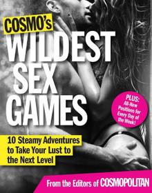 COSMO'S WILDEST SEX GAMES