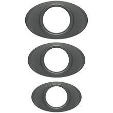 OPTIMALE EASY GRIP C RING SET SLATE