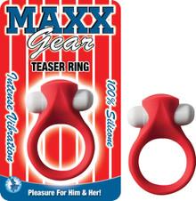 MAXX GEAR TEASER RING RED