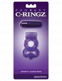FANTASY C RINGZ INFINITY SUPER RING PURPLE
