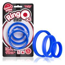 SCREAMING O RING O PRO X 3 BLUE