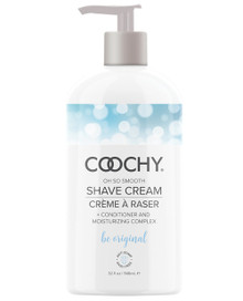 COOCHY SHAVE CREAM BE ORIGINAL 32 OZ