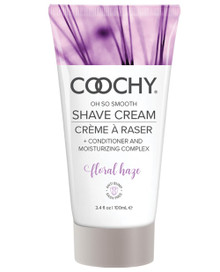 COOCHY SHAVE CREAM FLORAL HAZE 3.4 OZ