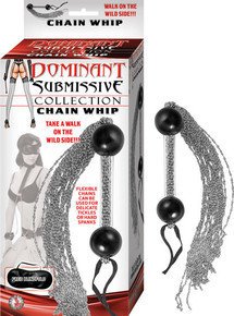 DOMINANT SUBMISSIVE COLLECTION CHAIN WHIP