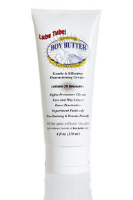 BOY BUTTER COMFORT CREAM 6 OZ