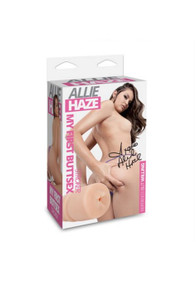 ALLIE HAZE MY 1ST BUTT SEX STROKER