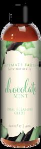 INTIMATE EARTH CHOCOLATE MINT GLIDE 4 OZ