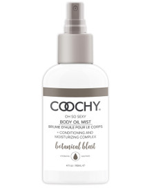 COOCHY BODY OIL 4 OZ