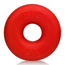 BIG OX COCKRING OXBALLS RED ICE