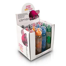 CLIMAX BURSTS 4.5 OZ POP 12PC DSP