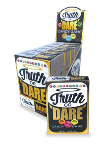 TRUTH OR DARE CANDY 6 PC DISPLAY