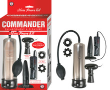 COMMANDER MENS POWER KIT BLACK