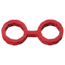 SILICONE CUFFS SMALL RED | DJ210201 | [category_name]