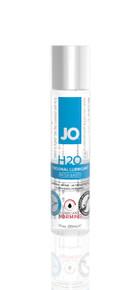 JO H2O WARMING LUBRICANT 1 OZ