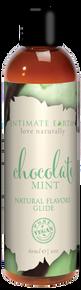 INTIMATE EARTH CHOCOLATE MINT GLIDE 2 OZ