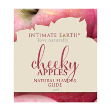 INTIMATE EARTH CHEEKY APPLES GLIDE FOIL PACK 3ml (EACHES)