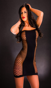 NAUGHTY GIRL TUBE DRESS O/S (NET)  | BH69252SD | [category_name]