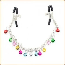 ADJUSTABLE NIPPLE CLAMPS BELL/ CHAIN    TDSBRNCBC   [category_name]