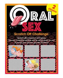 ORAL SEX CHALLENGE