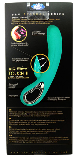 AIR TOUCH 2 TEAL  | WTC853001TL | [category_name]