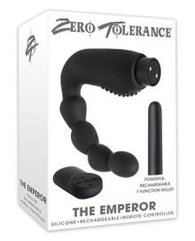 ZERO TOLERANCE THE EMPEROR PROSTATE TOY  | ENZEAP36192 | [category_name]