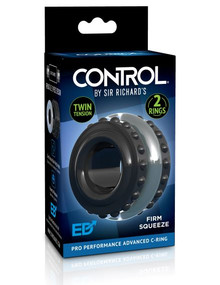 SIR RICHARD'S CONTROL PRO PERFORMANCE ADVANCED C-RING CLEAR   PDSR1069   [category_name]