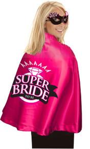 SUPER BRIDE CAPE AND MASK SET  | LITNVC059 | [category_name]