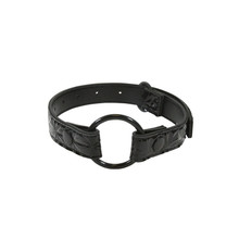 SINFUL O-RING MOUTH GAG BLACK    NSN122913   [category_name]