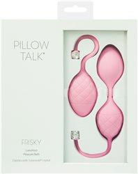 PILLOW TALK FRISKY PINK KEGEL EXERCISER  | BMS56716 | [category_name]