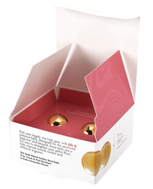 CGC OH K 24K GOLD PLATED PLEASURE BALLS  | CE700200 | [category_name]