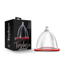 TEMPTASIA BREAST PUMP CUP CLEAR  | BN09391 | [category_name]