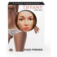 FUCK FRIENDS TIFFANY LOVE DOLL W/ 3 ORIFICES