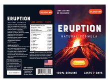 ERUPTION (EACH) (NET)