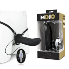 MOJO GHIA VIBRATING MALE HARNESS