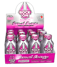 ROCK ON PASSION 12PK SHOT FOR HER (NET)