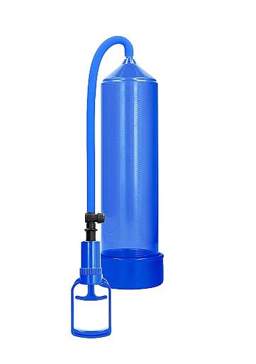 PUMPED COMFORT BEGINNER PUMP BLUE  | SHTPMP002BLU | [category_name]