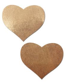 PASTEASE LOVE LIQUID ROSE GOLD HEART