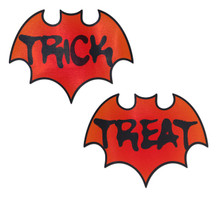 PASTEASE BLOOD ORANGE TRICK OR TREAT HALLOWEEN BAT  | PASVAMTT | [category_name]