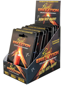 ROYAL EREXXTION ENHANCEMENT PILL 20 PC DISPLAY  | NW29521D | [category_name]