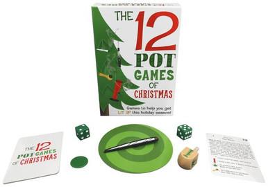 12 POT GAMES OF CHRISTMAS  | KHEXM007 | [category_name]