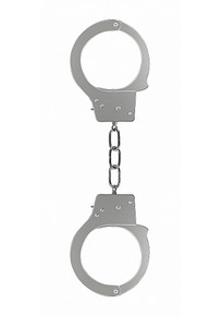 BEGINNER'S HANDCUFFS METAL